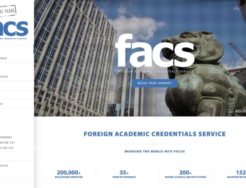 Welcome to the new FACSUSA.COM!