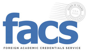 Foreign Academic Credentials Services, Inc. Logo